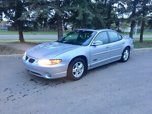 2001 Pontiac Grand Prix GTP Supercharged V6 3800