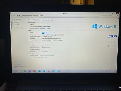 Asus Laptop Vivobook 15.6