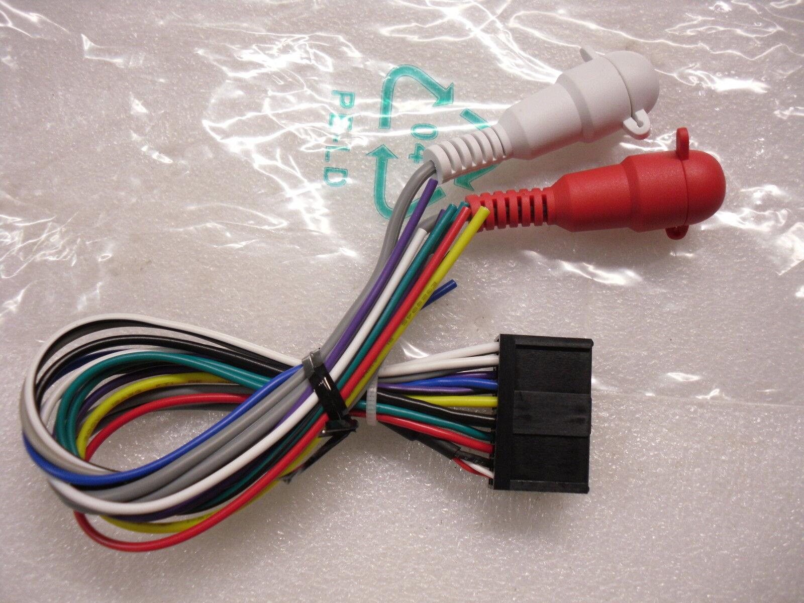 Jensen Wire Harness Msr3007 Shopping Bin Search Ebay Faster Kicker Bass Station Wiring