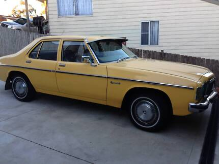 1979 Holden Kingswood Barrack Heights Shellharbour Area Preview