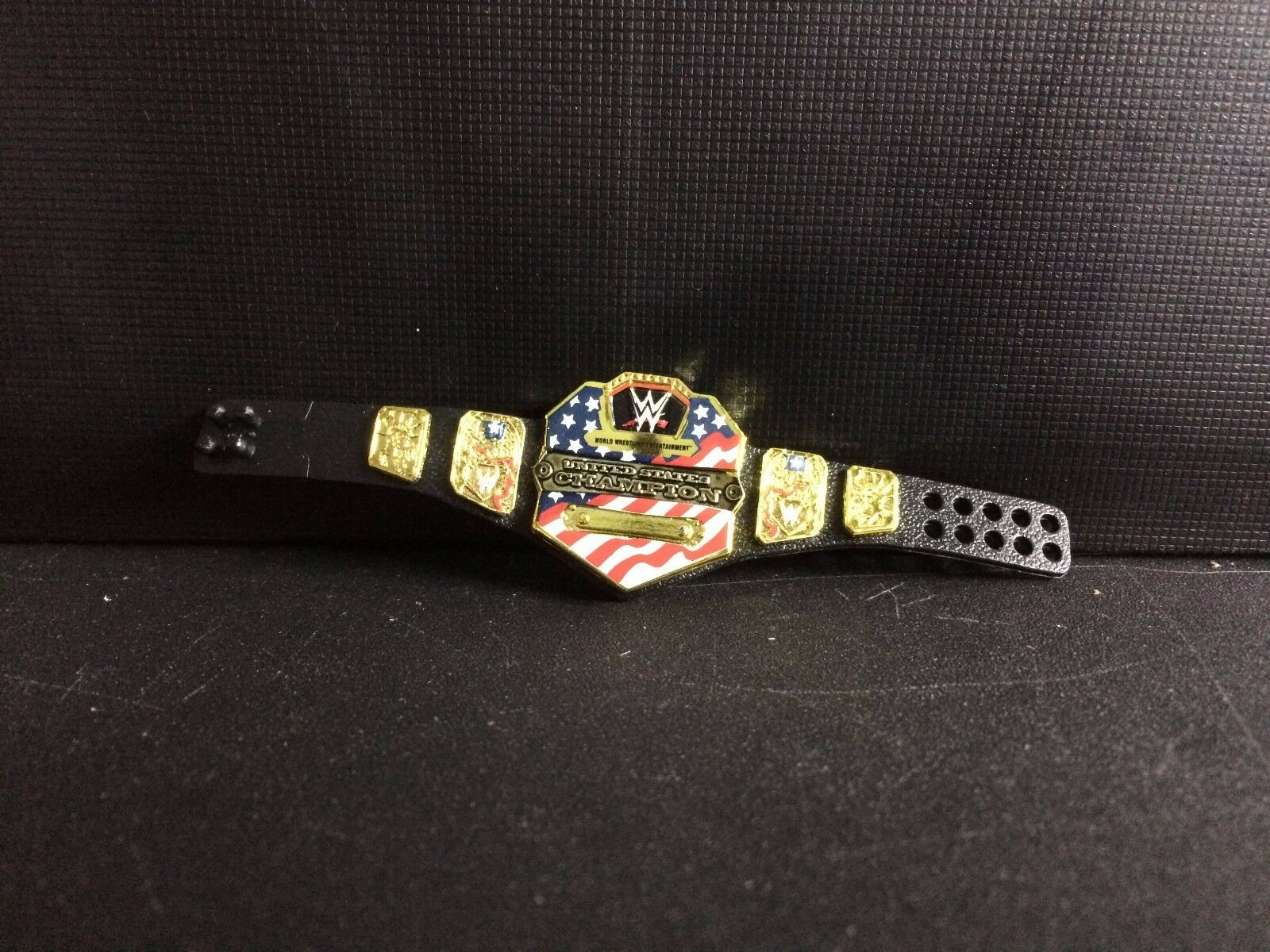 WWE Mattel Action Figure Accessory United States Title Belt