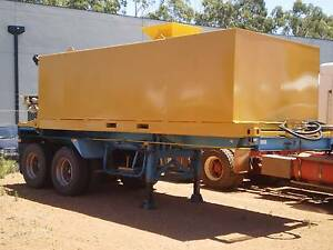 WATER TANKER TRAILER (Combination) Forrestdale Armadale Area Preview