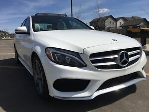 Take over lease NOW 2016 Mercedes Benz C300
