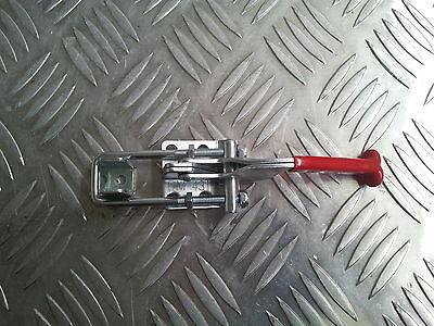 ETTC40323 / Bügelspanner Verschlußspanner  Schnellspanner Haltekraft 163 kg