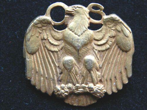 Rare Girl Scouts Golden Eagle Medal of Honor~Eaglet~1st Type~1919-1929~Pinback