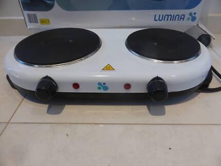 Lumina Double Hot Plate