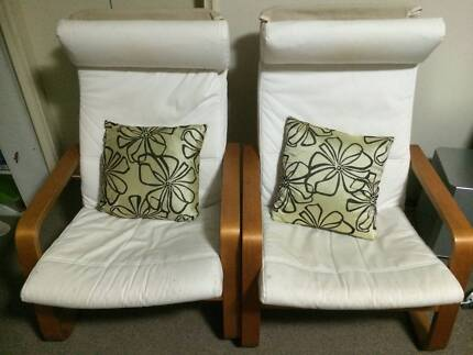 armchairs in decent condition Artarmon Willoughby Area Preview