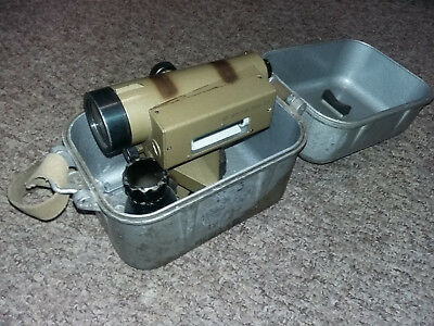 Russian Soviet Surveying Level N-3 Theodolite Transit Surveyor 1976