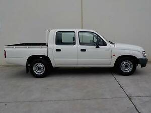 2002 Toyota Hilux Dual Cab Pick up Ute Automatic AC PS Immaculate Penrith Penrith Area Preview