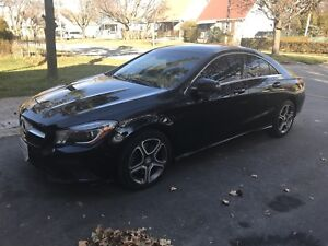 2014 Mercedes Benz CLA250 4matic AWD OBO