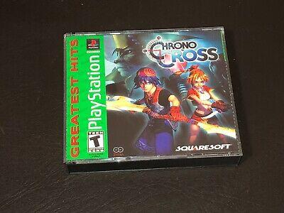 Chrono Cross Playstation 1 PS1 Complete CIB, usado comprar usado  Enviando para Brazil
