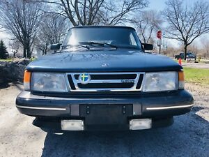 1993 Saab 900 Turbo Convertible only 105k miles. Mint! Trades?