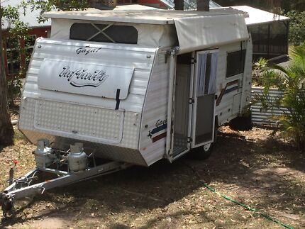 Caravans for long term rent. Spare bedroom. Ormeau Gold Coast North Preview