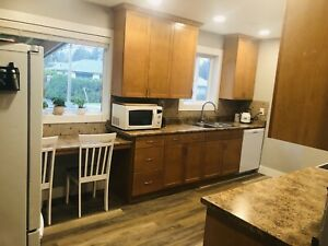 5 bedroom whole house for rent in Vernon BC