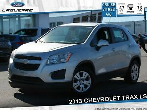 2013 Chevrolet Trax LS**BLEUTOOTH*CRUISE*GR. ELECTRIQUE**