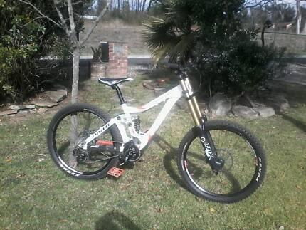 Pivot phoenix dh mountian bike downhill $2000 each Bargo Wollondilly Area Preview