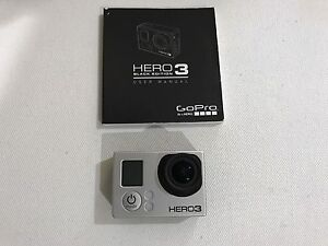 GoPro hero 3 black edition & accessories Annandale Leichhardt Area Preview