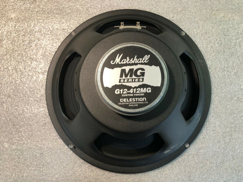 Marshall G12-412MG Celestion 12 Inch Guitar Speaker