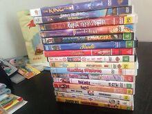 kids DVD movies 16 x kids DVD Seven Hills Blacktown Area Preview