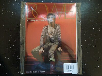 Bowie - A Life In Pictures Uncut Magazine  - $6.99