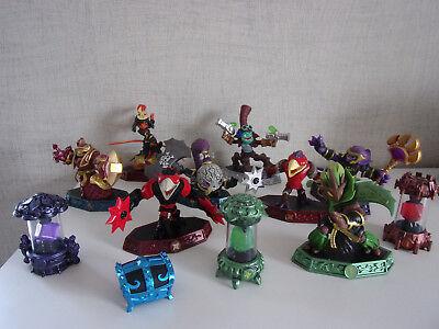 Skylanders Imaginators - gebrauchte Spielfiguren / Spiele zum (Skylander Zubehör)
