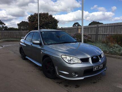 Subaru 2007 Impreza R Luxury