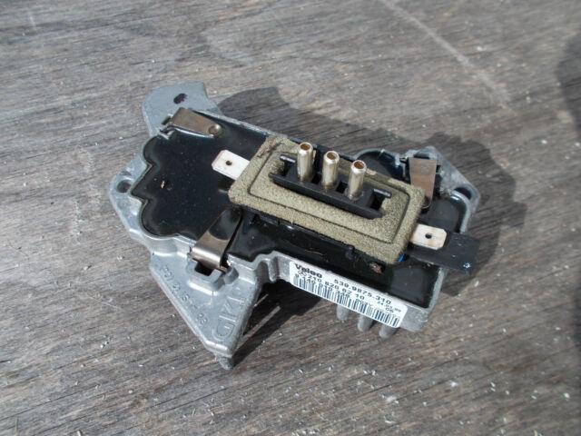 MERCEDES W202 W210 FAN BLOWER RESISTOR REGULATOR 2108206210