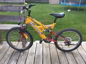 "Kids 20"" SuperCycle"