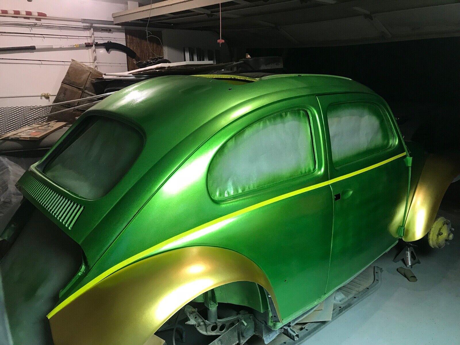 1963 Volkswagen Beetle - Classic  VW beetle ragtop Baja