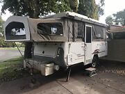 2006 Coromal SILHOUETTE 451 Caravan pop top OFFROAD MODIFIED Thornlie Gosnells Area Preview