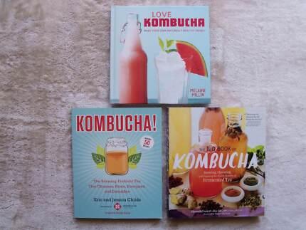 Kombucha & Fermenting Books