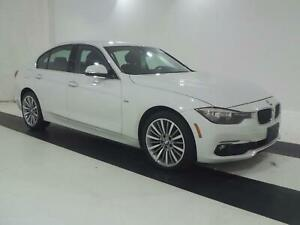 2016 BMW 3 Series 320I XDRIVE|NAVIGATION|BACK-UP CAM|52,000KM|AW