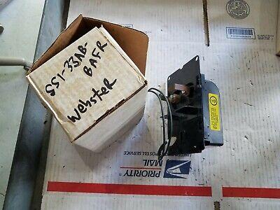 Webster Ignition Transformer Ss1-33ab-bafr