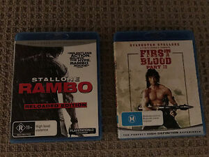 Rambo Reloaded & First Blood II The Junction Newcastle Area Preview