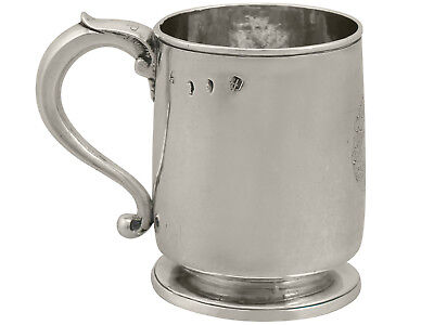 Georgian Britannia Standard Silver Mug- Pre-1800