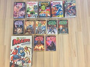 Assorted MARVEL Hardcovers, Omnibi & Trades Landsdale Wanneroo Area Preview
