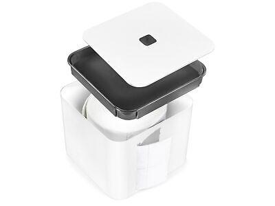 Tupfer Box (Design Zellettenspender Box The Cube Rolle Pad Zellstofftupfer Nagel Nail 500)
