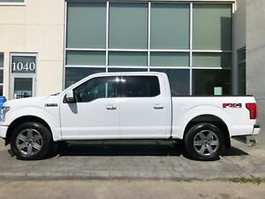 2018 Ford F-150 Lariat - MAX TOW PKG, Tech PKG & Power Boards