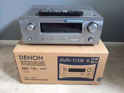 Denon AVR-1708 7.1 Home Theatre Receiver