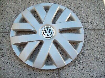 Radkappen Set 15 Zoll Radzierblenden Brillantsilber OEM Original VW Polo 6 2G