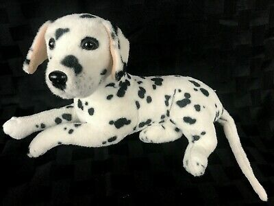 JESONN Lifelike Stuffed Animals Dalmatian Dog Toys Plush for Kids Gift 18.9 Inch](Dalmatian Stuffed Animals)