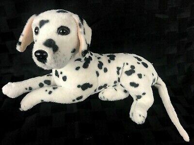 JESONN Lifelike Stuffed Animals Dalmatian Dog Toys Plush for Kids Gift 18.9 - Dalmatian Stuffed Animals
