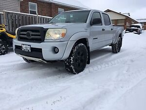 2009 Toyota Tacoma DoubleCab 4x4 Financing Available