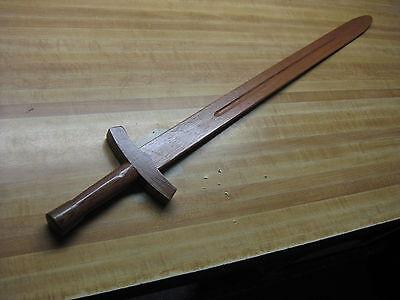"""38"""" Wooden Practice Sword  Reduced"""