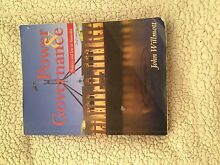 Power & Governance - John Willmott - 2nd edition Geraldton 6530 Geraldton City Preview