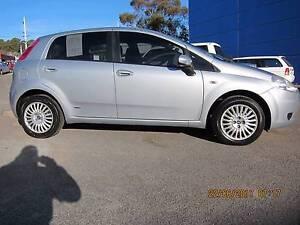 2006 Fiat Punto 5 DOOR HATCHBACK 1.4L 5SP MANUAL Fyshwick South Canberra Preview