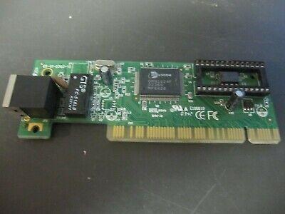 Endace 9.2X Rev D1 2X 10Gbps Dual Port Network Monitoring PCI-E Card