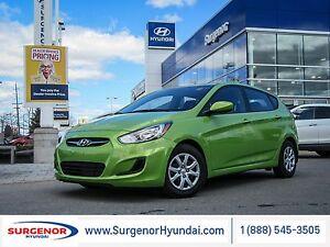 2013 Hyundai Accent GL **TRUSTED SURGENOR BRAND**