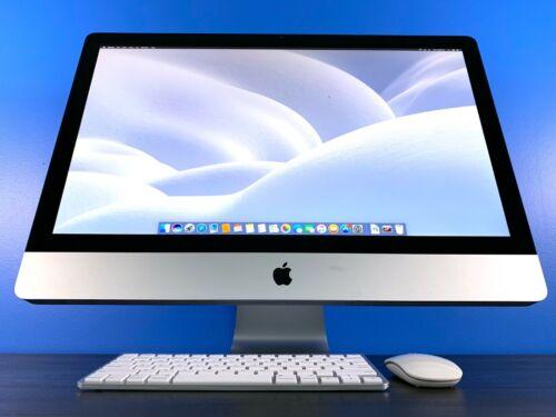 Apple iMac 27 All-In-One Desktop | INTEL CORE | 1TB STORAGE | 16 RAM | WARRANTY