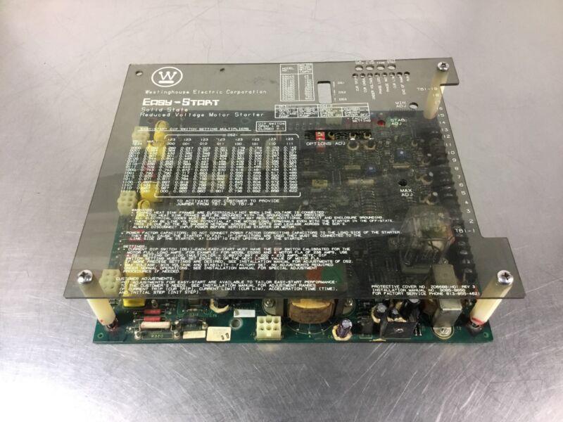 CUTLER HAMMER WESTINGHOUSE 2D66818H01 Rev-3 Easy Start Reduced Voltage   1K